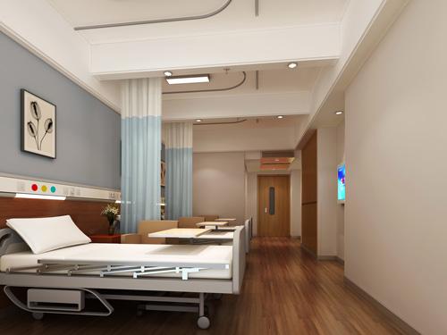 城南新院区病房